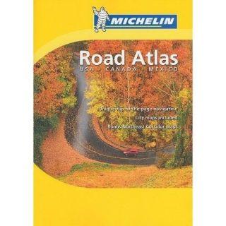 Michelin 2012 UNITED STATES USA/CANADA Mexico Road Atlas, Midsize