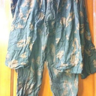 russian soviet millitary army bdu camo sniper suit kzs 2