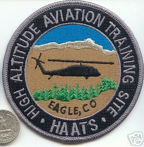 altitude aviation training patch mc air force eagle co time