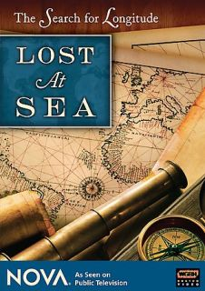 Nova   Lost at Sea The Search for Longitude DVD, 2008