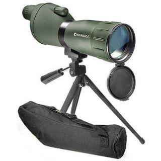 Newly listed Barska 25 75x75 Spotting Scope CO10998 w/ Tripod & Case