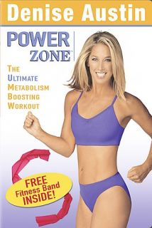 Denise Austin   Power Zone The Ultimate Metabolism Boosting Workout