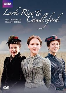 Lark Rise to Candleford The Complete Season Three DVD, 2010, 4 Disc