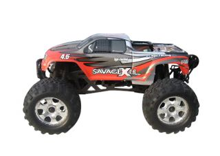 HPI Racing Savage X Radio Controlled Truck