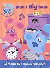 Blues Clues   Blues Big Band DVD, 2003, Checkpoint