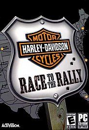 Harley Davidson Race to the Rally PC, 2006