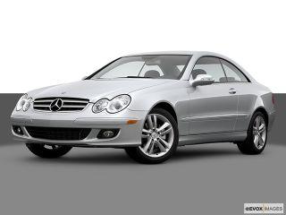 Mercedes Benz CLK500 2005 Base