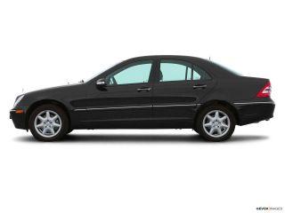 Mercedes Benz C240 2003 4Matic