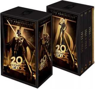 20th Century Fox 75th Anniversary Collection DVD, 2010