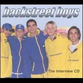 Interview by Backstreet Boys CD, Dec 2000, Griffin