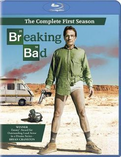 Breaking Bad The Complete First Season Blu ray Disc, 2010