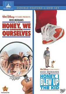 Honey, We Shrunk Ourselves Honey, I Blew Up The Kid DVD, 2009, 2 Disc