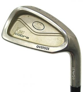 Cobra King Cobra Oversize Senior Single Iron Golf Club