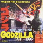 The Best of Godzilla, Vol. 2 1984 1995 GNP CD, May 2005, GNP Crescendo