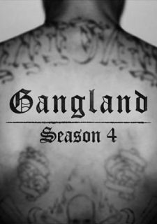 Gangland   The Complete Season 4 DVD, 2009, Multi Disc Set