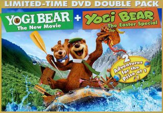 Yogi Bear/Yogi the Easter Bear (DVD, 201
