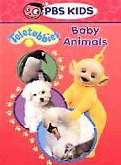 Teletubbies   Baby Animals DVD, 2001
