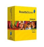 Rosetta Stone French v4 Totale Level 1, 2 and 3 Set by Rosetta Stone