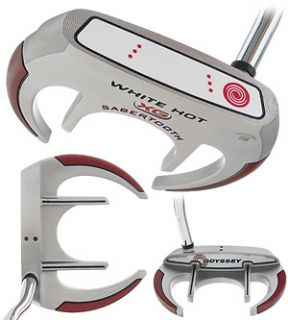 Odyssey White Hot XG Sabertooth Putter Golf Club