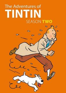 The Adventures of Tintin Season Two DVD, 2012, 2 Disc Set