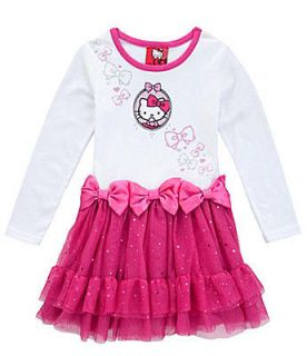 hello kitty tutu dress in Clothing,