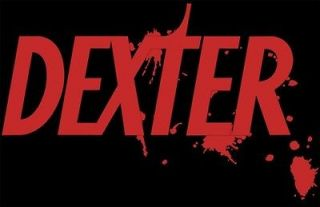 Mens Adult Dexter T Shirt S XL Television Show Serial Killer Awesome