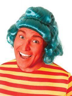 UMPA LUMPA wig charlie chocolate fancy dress wigs