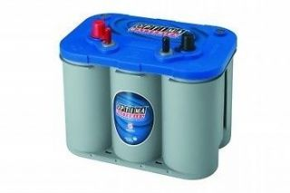 Blue Top Deep Cycle Marine Battery D34M 8016 103 SC34DM Boat Stereo