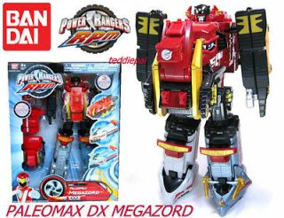 POWER RANGERS RPM PALEOMAX 25cm MEGAZORD BRAND NEW £17.99 with FREE P
