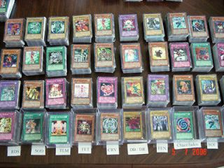 100 new yugioh cards 90 common 5 rare 5 holo time left $ 8 75 buy it