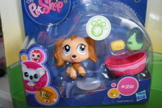 littlest pet shop cocker spaniel in Littlest Pet Shop