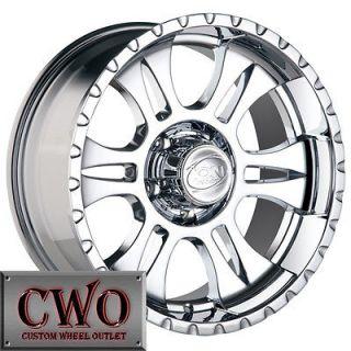 Newly listed 15 Chrome ION 138 Wheels Rims 6x139.7 6 Lug Chevy GMC