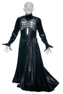 PINHEAD HELLRAISER HORROR MOVIE DELUXE ADULT PLUS MENS COSTUME Scary