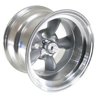 Newly listed American Racing Torq Thrust D Gray Wheel 15x10 5x5 BC