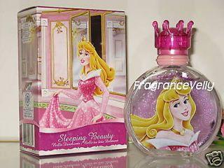 Disney Princess Sleeping Beauty for Girls 3.4 oz / 100ml EDT NIB
