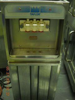 taylor 168 soft serve ice cream machine