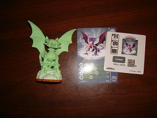 Skylanders Giants Spyros Adventure: Glow in the dark Cynder figure