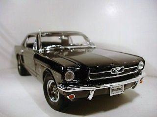 1964 1/2 Mustang Coupe Modified with Torque Thrust Wheels & Tires
