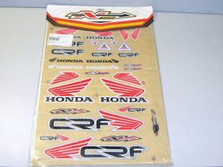 New N Style Graphics Kit Honda CRF50 CRF70 CRF80 CRF100 CRF150 CRF230