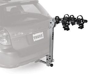 New Thule Helium 3 Aluminium Bike Hitch Mount Bicycle Rack New In