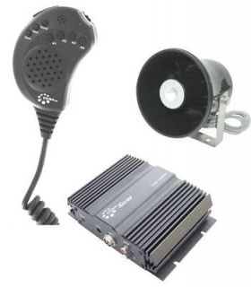 Coga PA/P.A. MAX POWER System Truck/Car/RV Musical Music Amplifier and