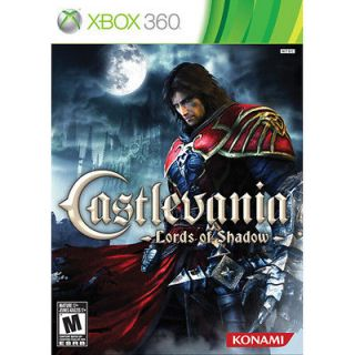 Newly listed Castlevania Lords of Shadow COMPLETE XBOX 360 Game