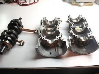 Skidoo Summit MXZ 800 Engine Crankshaft & Crank Cases Bottom End