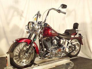 Harley Davidson  Softail 2004 FLSTFI HARLEY DAVIDSON FAT BOY DIPPED