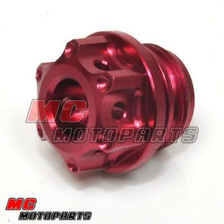 Newly listed Red YAMAHA T MAX 500 XP500 TMAX BILLET OIL FILLER CAP 08