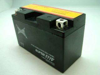 GEL Sealed Battery UT7B 4 YT7B BS for Yamaha YFZ 450 450X V TTR 250