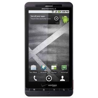 Verizon Motorola Droid X 3G Touch Android Smartphone Dark Grey/Black