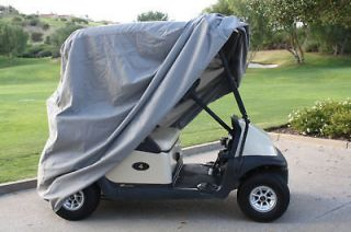 Passengers Golf Cart Storage Cover. Fit EZ Go,Club Car,Yamaha Cart