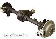 00 01 02 DODGE DURANGO Rear Axle Assembly hexagon cover (12 bolt, 9.25