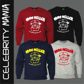 mac miller jumper sweater sweatshirt ymcmb hip hop more options size